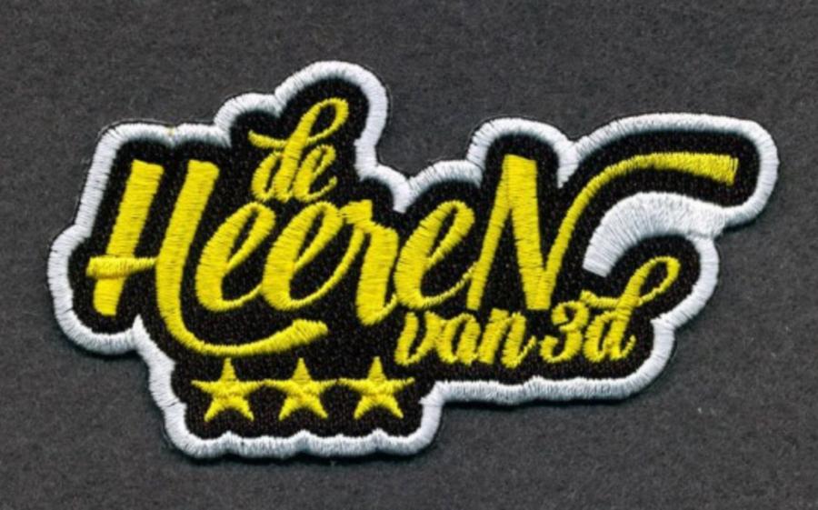 Logo De Heeren Van 3D Ccpl